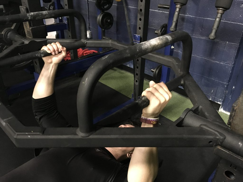 "The ""Trap Bar Bench Press"" and Why We May Use It."